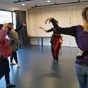 Reprise des cours de danse-portage, parents et bébés
