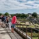 Visites guidées du château de Caen