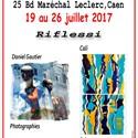 Exposition photos et peintures : Riflessi