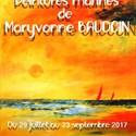 Peintures marines de Maryvonne Baudoin