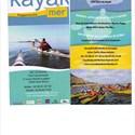 Balade en kayak de mer, au coucher du soleil