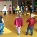 Initiation à la danse bretonne pour les enfants et leur famille