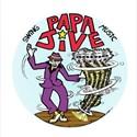 Concert rock'n'roll jive avec le duo Papa Jive au Chai Louis