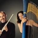 Duo harpe et flûte