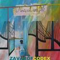 Zavarof revient au Foyer du Roc à Granville pour exposer CODEX