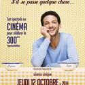 Vincent Dedienne la 300e de son spectacle au cinéma