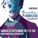 Conférence : Baudelaire et Honfleur