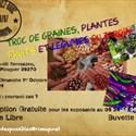 Troc de graines, de plantes, de fruits et légumes du jardin