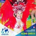 Nouveauté, danses brésiliennes traditionnelles samba, axé