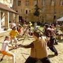 Stage enfant : le monde médiéval & Cirque