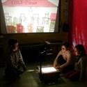 Atelier de création d'histoires en ombres chinoises