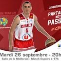 Pro A : Cholet Basket/Hyères-Toulon