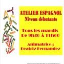Atelier espagnol pour débutants