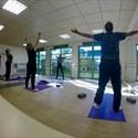 Hatha yoga. Reprise des cours avec Caroline Bidault