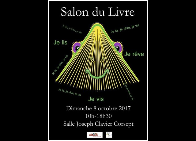 Agenda corsept salon du livre de corsept d dicace for Salon du livre france