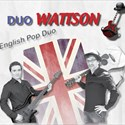 Concert pop Anglaise avec Duo wattson
