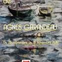 Peintures marines de Agnès Garandeau