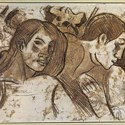 Paul Gauguin et le monotype