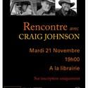 Rencontre avec Craig Johnson