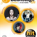 BB Brunes, Marina Kaye, Malo' - Hit West Backstage Live