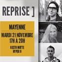Soirée de la création reprise d'entreprise Mayenne