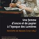 « Une femme d'encre et de papier à l'époque des Lumières »