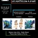 Expo BOZ'ART : « Les Pépettes.com à la Mer », peinture, sculpture