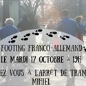 Footing franco-allemand