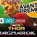Avant-première film Thor - Ragnarok (3D)