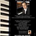 Récital de piano Jean Dubé au Musée de Tessé