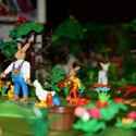 Expositions vente Playmobil