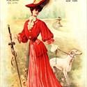 Atelier couture de la Belle époque
