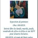 Peinture d'âme, Regards par Sylvie Derrien