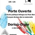 Portes ouvertes école publique bilingue Poan-Benn