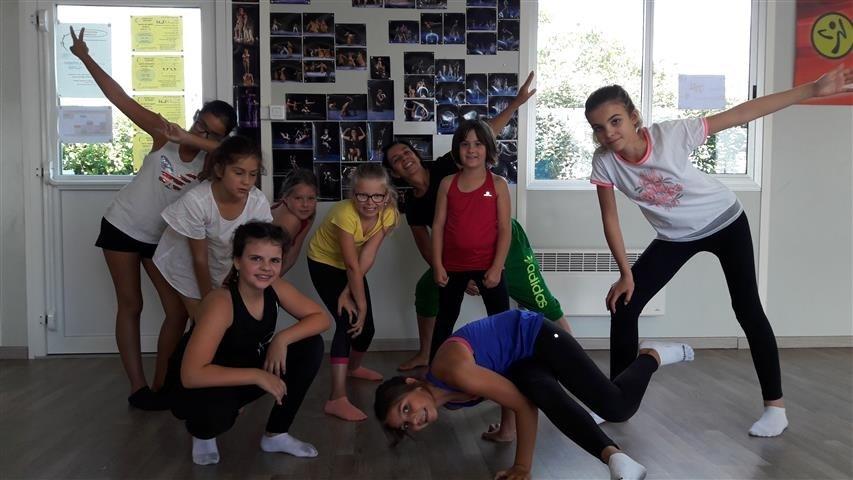 Stage de danse enfants de 8 à 13 ans