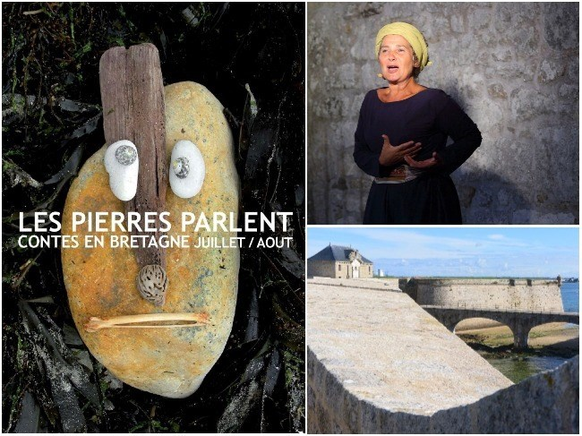 Les Pierres parlent, contes en Bretagne