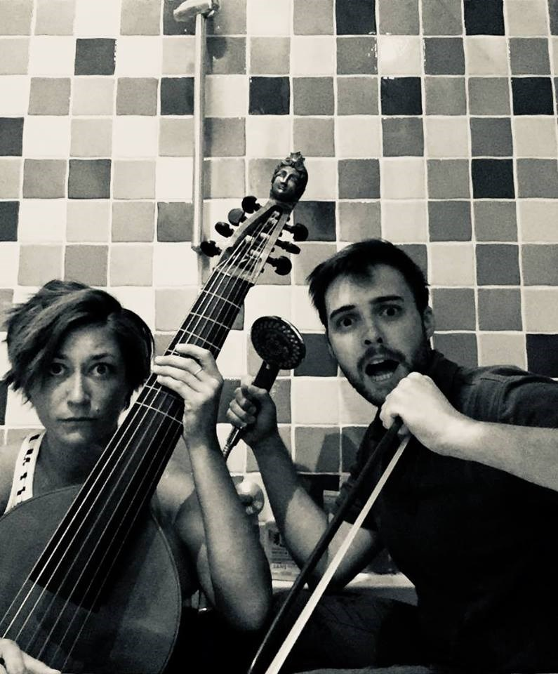 Concert « from London to New York », duo voix-viole de gambe