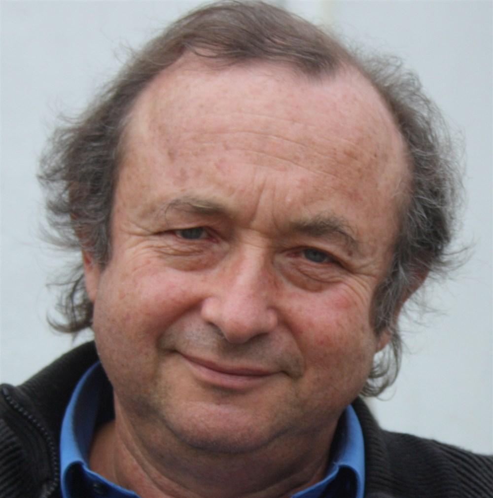 Hubert Hervé en dédicace