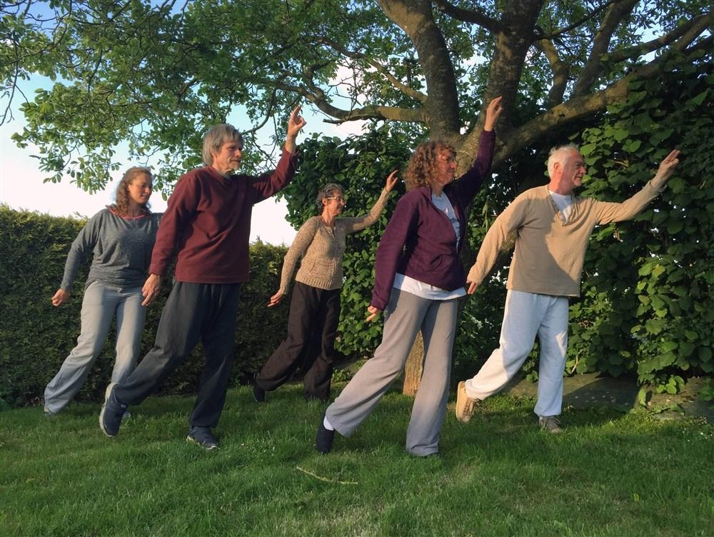 Reprise des cours de qigong avec association Qigong Saint-Hilaire