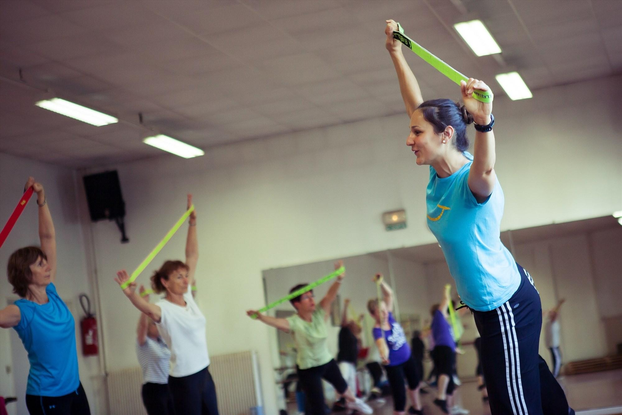 Gym prévention santé avec Siel Bleu