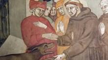 Réenchanter le Monde. Saint Françoise d'Assise, le Saint rieur.