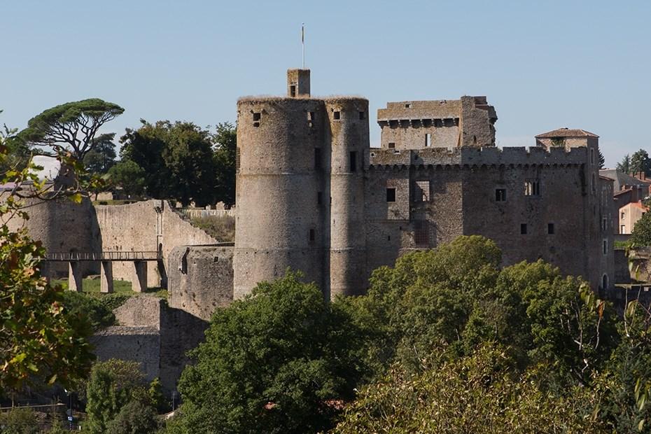 Le château de Clisson © H. Neveu-Derotrie