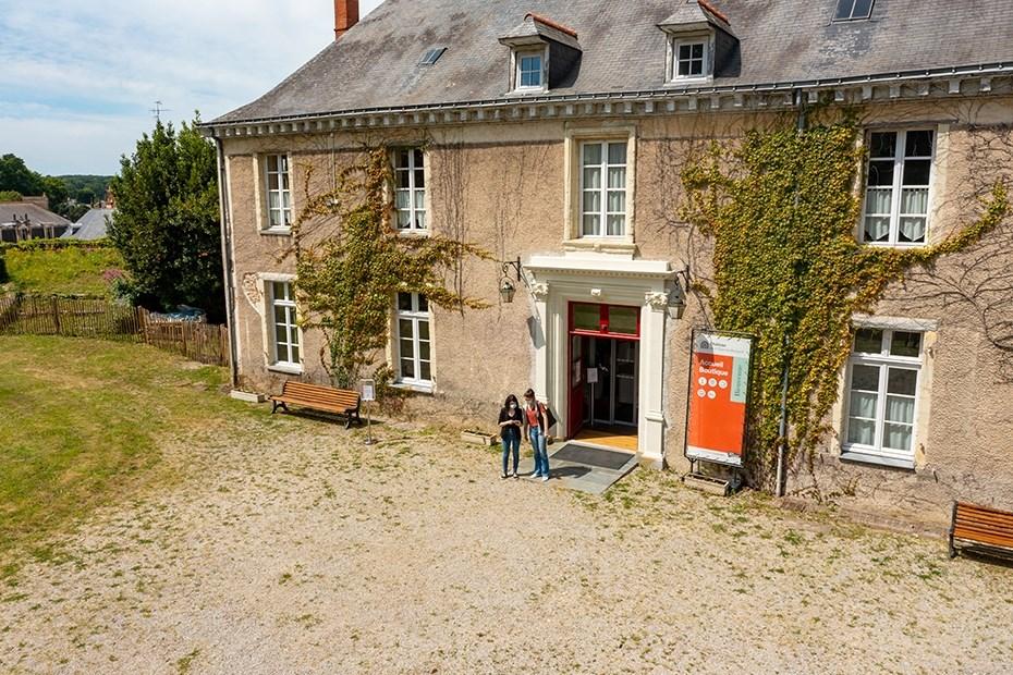 La maison du duc d'Aumale au château de Châteaubriant © Paul Pascal/Département de Loire-Atlantique