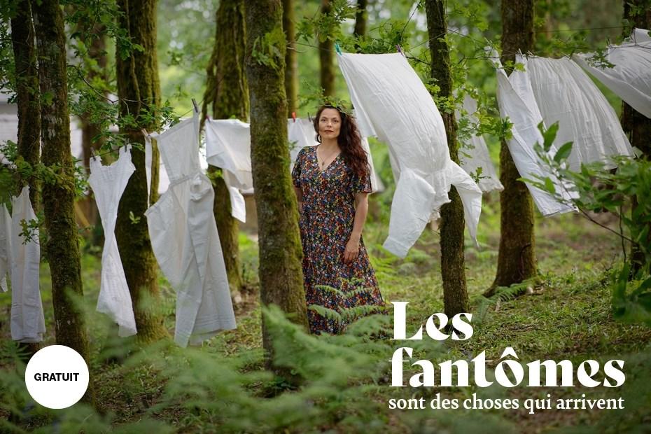 Les fantômes sont des choses qui arrivent - Marthe Vassallo © Véronique Le Goff
