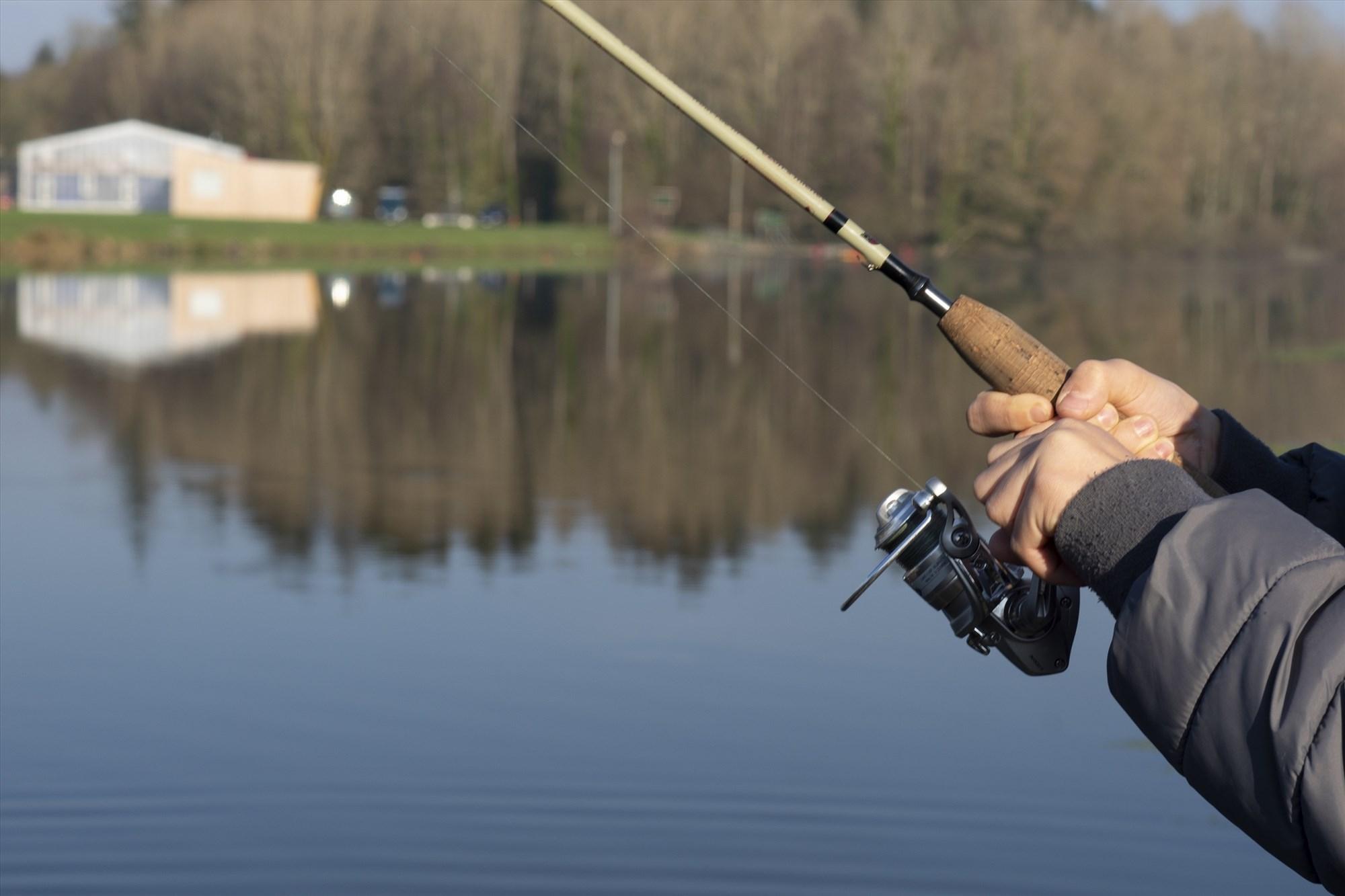 Image Carte pêche aux lignes rivières et étangs, AAPPMA Pays de Lorient