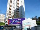 Déchèterie mobile, quartier Bourg-l'Évêque