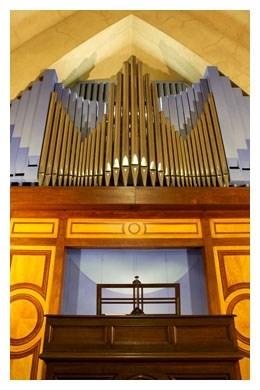 Les Estivales de l'orgue à Rennes 2020