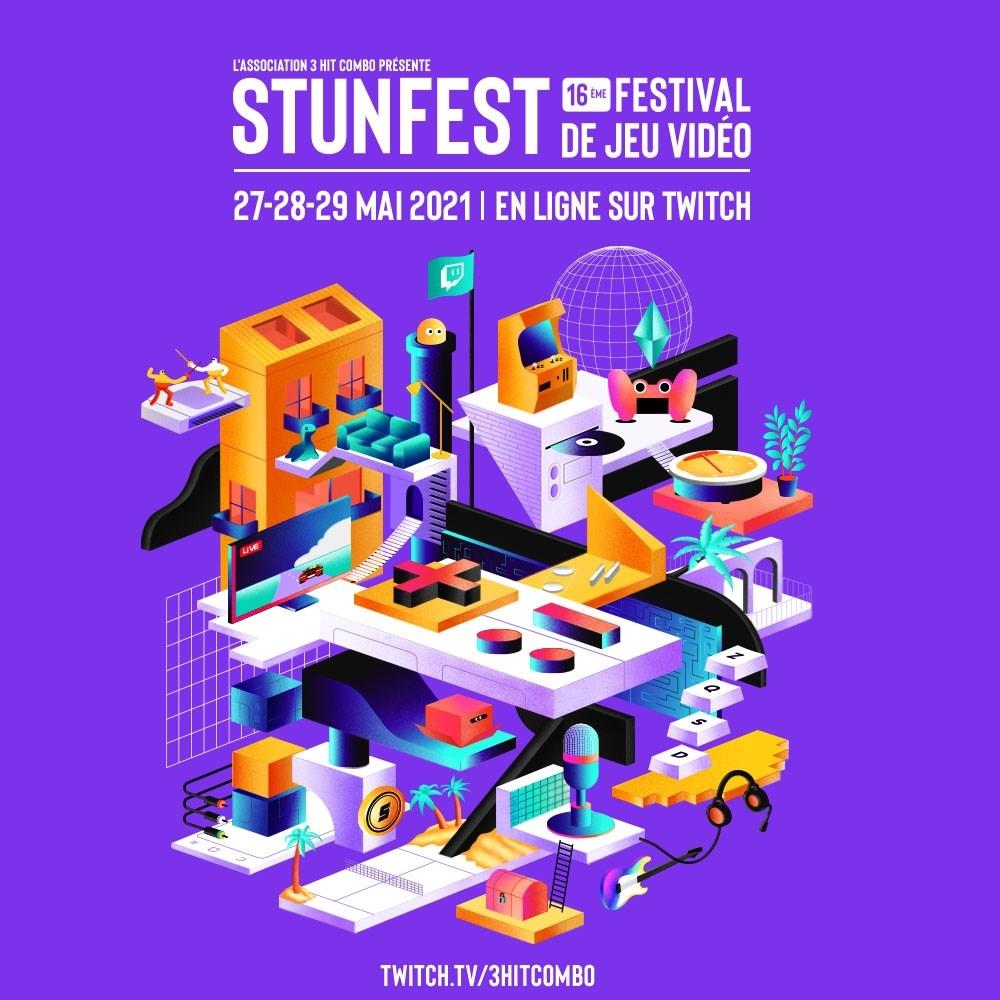 Festival de jeu vidéo Stunfest