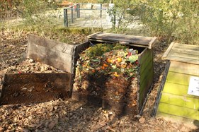 Atelier : je composte mes déchets alimentaires et de jardin
